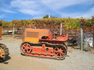 Model AG (1937), Burell School Winery, California 2005 043
