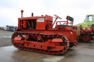 Monarch Model 50 tractor