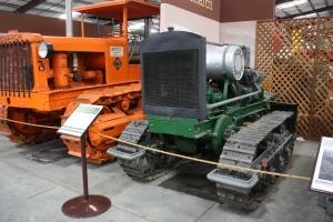 Monarch Neverslip Model 18-30N tractor, (1918), Heidrick Ag Musuem, Woodland, CA 2014 011