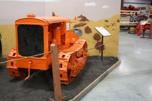 National Model 25 tractor (1930), Heidrick Ag Musuem, Woodland, CA 2014 087