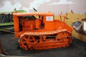 National Model 25 tractor (1930), Heidrick Ag Musuem, Woodland, CA 2014 088