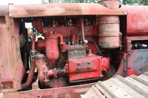 TD-35 tractor (1938), Berryville, VA, 2013  046