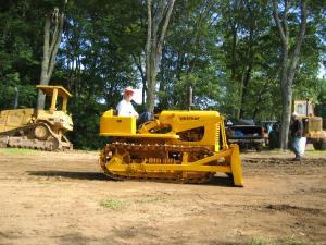 Westrak tractor, 1949, HCEA Show, 2007