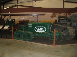 Yuba 12-20 tractor (1915), Heidrick Ag Museum
