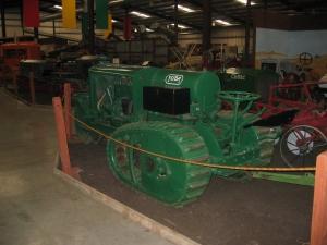 Yuba 15-25 tractor (1921), Heidrick Ag Museum, Woodland, CA
