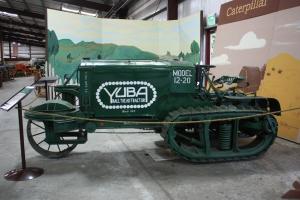 Yuba Model 12-20 tractor (1920), Heidrick Ag Musuem, Woodland, CA, 2104 071
