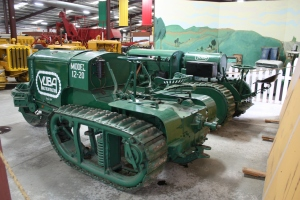 Yuba Model 12-20 tractor (1920), Heidrick Ag Musuem, Woodland, CA, 2104 072