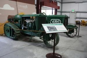 Yuba Model 15-25 tractor (1920), Heidrick Ag Musuem, Woodland, CA, 2104 068