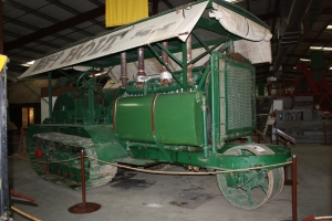 Holt 120-HP tractor (1917), used in World War I, Heidrick Ag Musuem, Woodland, CA  111